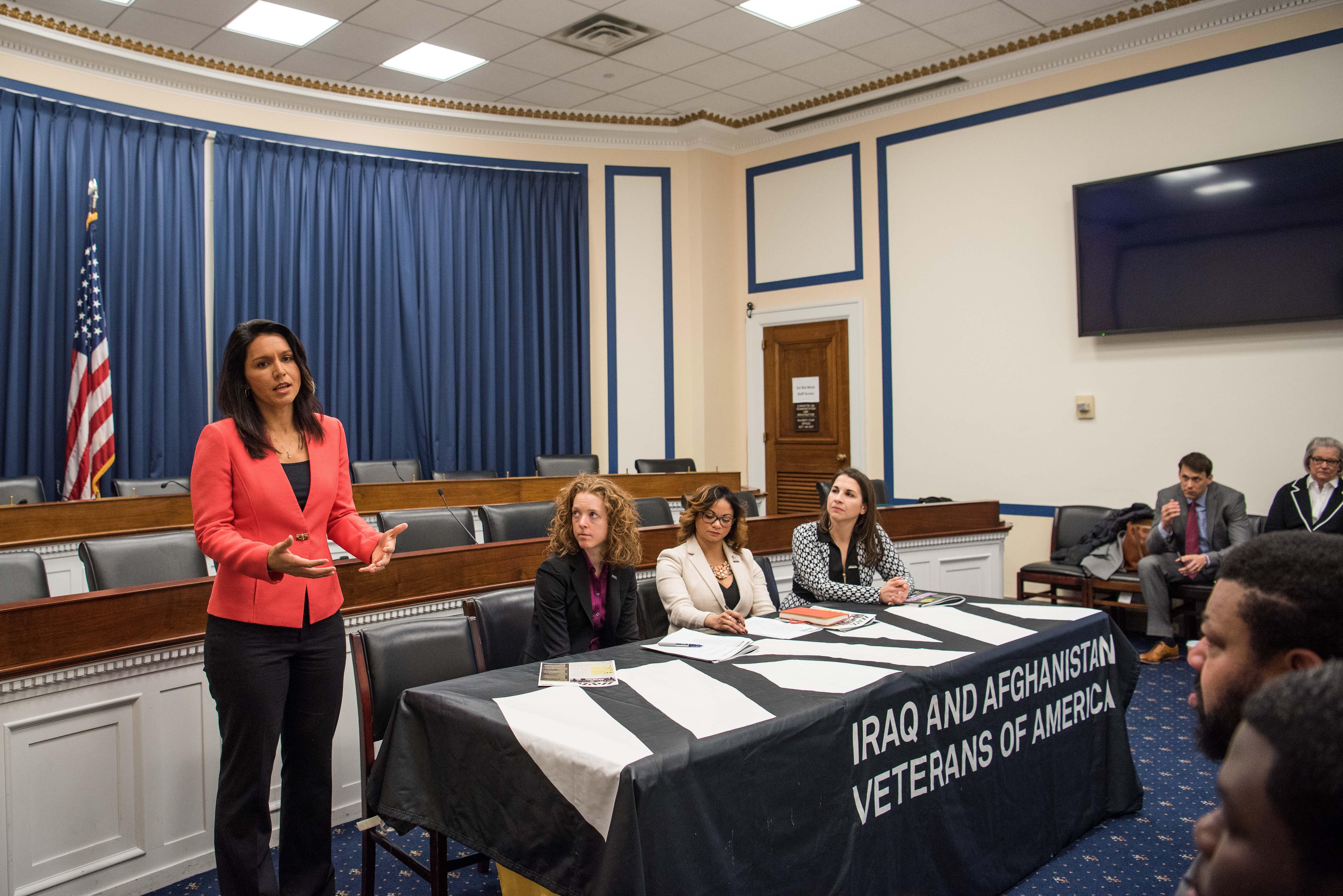 IAVA In Washington » Iraq And Afghanistan Veterans Of America (IAVA)