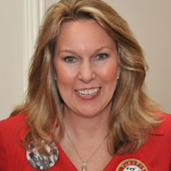 Bonnie Carroll, President and Founder, Tragedy Assistance Program for Survivors (TAPS)