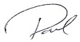 PJR Signature