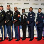 Heroes Gala Color Guard