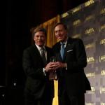 Honoree Kenny Fisher and Presenter General David Petraeus