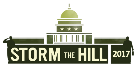 Storm The Hill 2017 logo