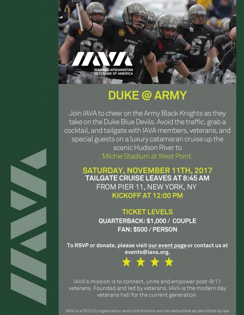 11.11.17 West Point vs Duke