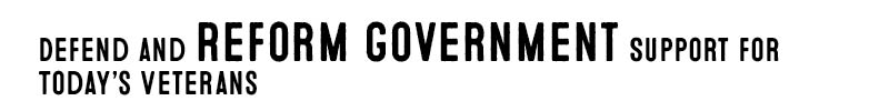 reform government