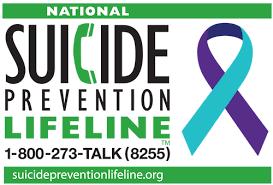 Suicide lifeline logo