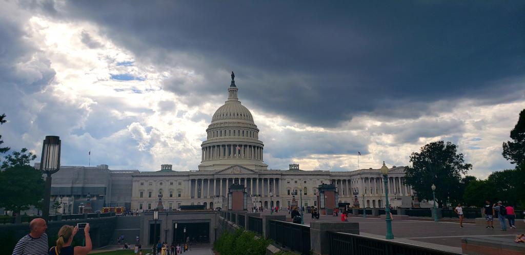 Capitol Hill Storm
