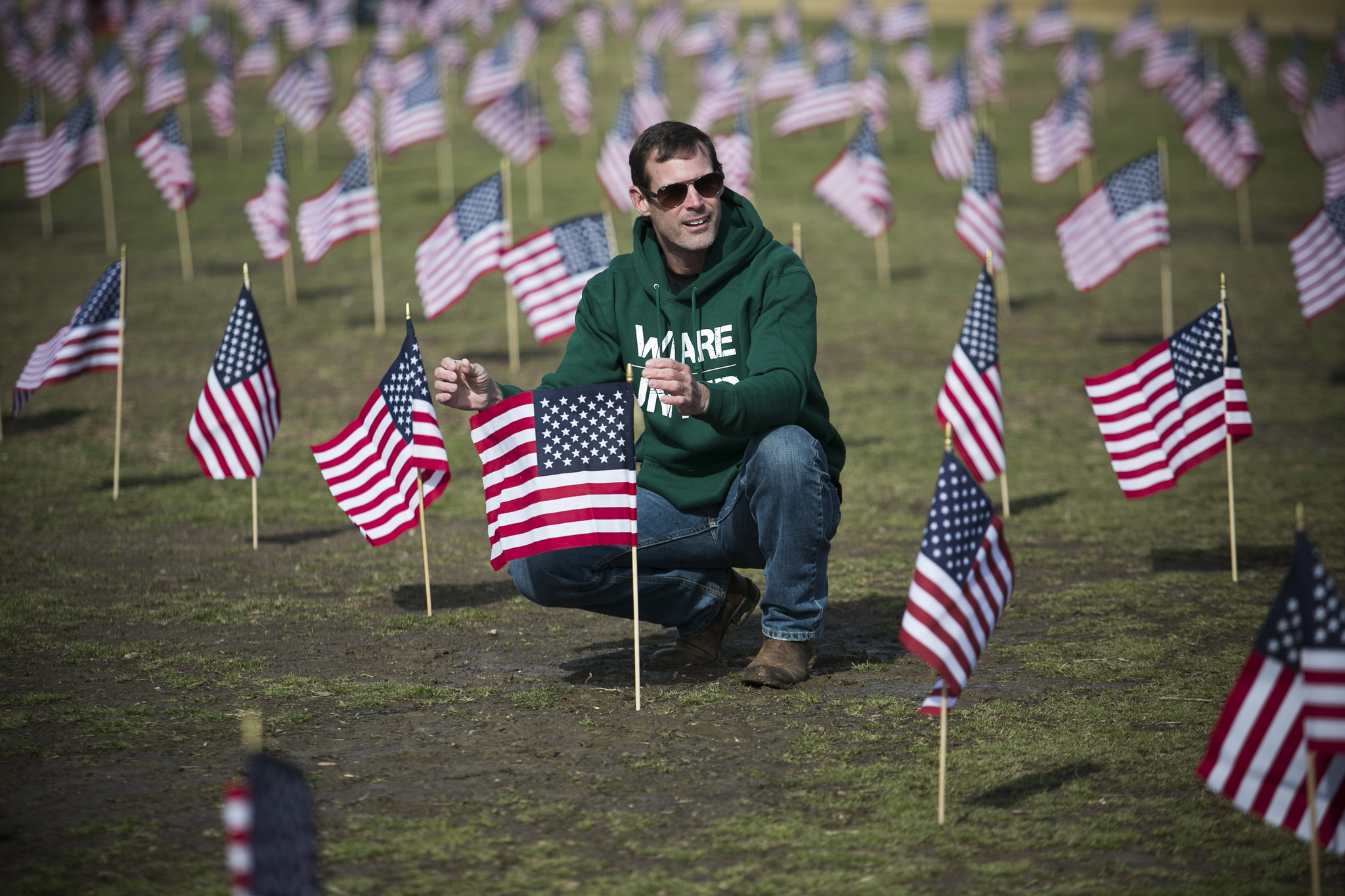 2014 Flags on the National Mall